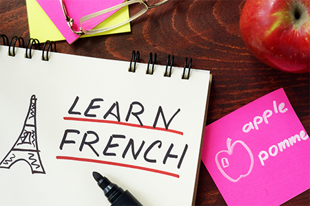 Improving your French